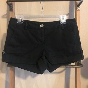 Express Shorts - Express black shorts. Size 6